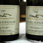 Jamie Goode reviews Pouilly Fuisse